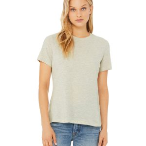 Bella Canvas B6400 Ladies Jersey Short-Sleeve T-Shirt Front