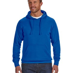 J America JA8620 Adult Cloud Pullover Fleece Hood Front