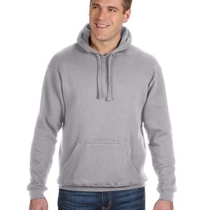 J America JA8815 Adult Tailgate Fleece Pullover Hood Front