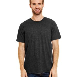 Hanes 42TB Adult X-Temp Triblend T-Shirt Front