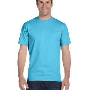 Hanes 5180 Adult Beefy-T Front