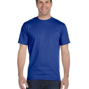 Hanes 518T Men's Tall Beefy-T Front