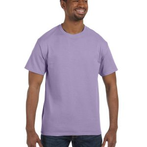 Hanes 5250T Men's Tagless T-Shirt Front